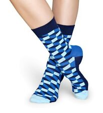 Happy Socks - Socken - filled optic - blau / dunkelblau - 36 -40 + 41-46