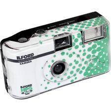 Fotocamera Monouso Usa e Getta BIANCO e NERO Ilford XP2 27 pose con flash
