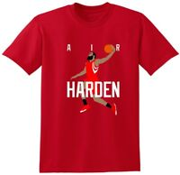 "James Harden Houston Rockets ""Air PIC"" MVP T-Shirt"