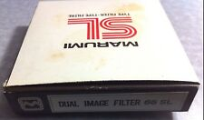 MARUMI SL 55mm SLIP-ON SYSTEM FILTER DUAL IMAGE SPECIAL EFFECT 55 SL Doub EXP