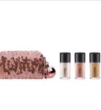 Mac Neve Palla Pigmento & Glitter Kit GOLD LIMITED EDITION NUOVO CON SCATOLA