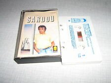 MICHEL SARDOU K7 AUDIO FRANCE CHANTEUR DE JAZZ