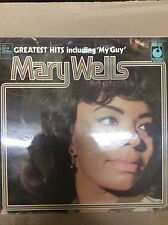 NORTHERN SOUL.MARY WELLS.GREATEST HITS.MOTOWN RECORDINGS