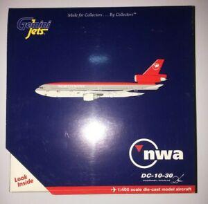 Gemini Jets Northwest Airlines McDonnell Douglas DC-10-30 - GJNWA878 - 1/400