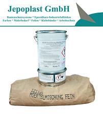 27,5 kg Epoxidharz Mörtel,Hohlkehle,fix Estrich ausbessern,Ausgleich,reparieren
