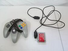 Nintendo 64 Controller + Extension Cable + Memory Card Plus N64 Joystick
