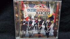 Various Artists : International Marches CD