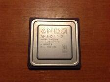 LOT OF AMD K6-2 VINTAGE CPUs (VARIOUS MHz)