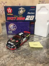2000 Action 1:24 Ricky Rudd #28 Texaco Marines Ford Taurus Die-cast Stock Car