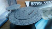 Star Trek TNG USS Phoenix NCC-65420 Nebula Class Ship & Magazine #112 Eaglemoss