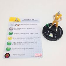 Heroclix Avengers Assemble set Moonstone #031a Uncommon figure w/card!