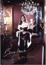 Barbara Carrera Signed 8x10 Photo - DALLAS - RARE SHOT!!! H129