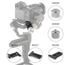 SmallRig BMPCC4K Camera Counterweight Mounting Clamp Plate for DJI RoninS
