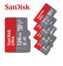 New SanDisk Ultra 16GB 32GB 64GB micro SD HC Flash Memory Card 80MB Class10
