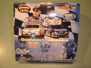 Kevin Harvick #29 Gm Goodwrench & #2 AC Delco 2001 ACTION RCCA 2 car set 1/3000
