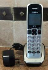 UNIDEN ~ DECT 6.0 ~ CORDLESS EXPANSION PHONE WITH BASE. ~ UNIDEN SET REQUIRED