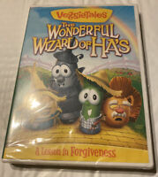 VeggieTales - The Wonderful Wizard Of Ha's - A Lesson In Forgiveness (DVD,2009)