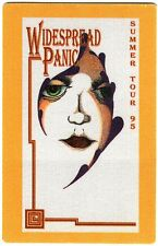 Widespread Panic 1995 Summer Concert Tour Backstage Pass! Authentic Otto #2