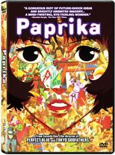 Paprika [New DVD] Ac-3/Dolby Digital, Dolby, Dubbed, Subtitled, Widescreen