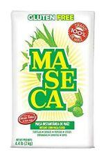 Maseca Instant Yellow Corn Masa Flour 4.4lb