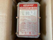 ASCO HYDRAMOTOR AH2D112A1 GAS VALVE
