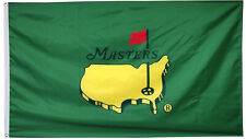 The Masters Flag Golf Augusta TIger Green 3x5ft Banner