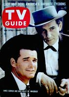 TV Guide 1959 Maverick James Garner Jack Kelly VTG #303 Lucille Ball Desi Arnaz