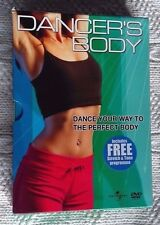 DANCE YOUR WAY TO THE PERFECT BODY+ 30 MINUTE STRETCH AND TONE (DVD) VERY GOOD