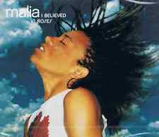 Malia-I believed in Roses CD Maxi NUOVO