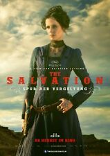 THE SALVATION EVA GREEN ABUSED AND TIED TO A BED USED VERY GOOD DVD