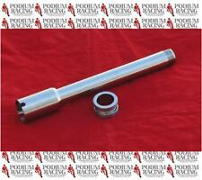 DUCATI 1198 TITANIUM FRONT AXLE VERY LIGHT WEIGHT 81910601A ALL MODELS