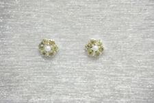 Runde echte Perlen-Ohrschmuck für Damen