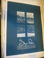 SIGUR ROS Los Angeles concert poster 18x24  #ed  edition of 450