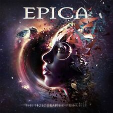 EPICA - THE HOLOGRAPHIC PRINCIPLE - LIMITED EDITION -  2 CD NEW!