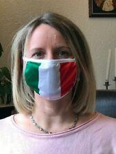 Maske Italien, Mundschutz waschbar- sehr gute Qualität-Italy