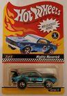 Hot Wheels Red Line Club RLC Neo-Classic Series 4 MIGHTY MAVERICK Metallic Blue