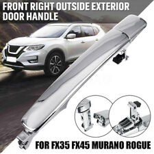 Front Right /Rear L&R Outside Exterior Door Handle For Infiniti FX35 FX45 Nissan