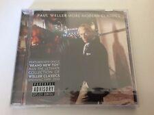 PAUL WELLER MORE MODERN CLASSICS CD ALBUM NEW AND SEALED.