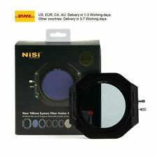 NiSi V6 100mm Filter Holder KIT with Landscape CPL 67 72 77 82mm  lens cap