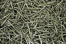 (200) Stainless Steel Torx Flat Trim Head 7 x 2-1/4 Wood Screw Type 17 Star T15
