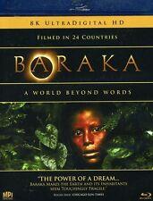 Baraka (2008, Blu-ray NEUF) BLU-RAY/WS
