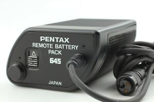 [💥MINT] PENTAX 645 Remote Battery Pack For 645 N NII From Japan