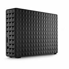 Seagate STEB3000200 3 TB 3.5 Inch Expansion USB 3.0 External Hard Drive - Black