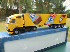 """LION TOYS  1/50 VOLVO FH 12 + SEMI ISOTHERME """" ICE TEA""""  MINT IN BOX"""