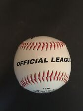 Franklin Official League Baseball 1538 Syntex Cover Official Size/Weight MLB