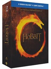 Lo Hobbit - La Trilogia Cinematografica Cof. (6 Blu-Ray Disc + Copie Digitali)
