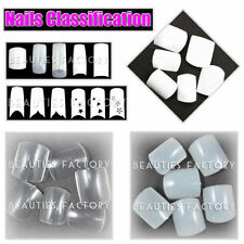 Tips bianchi per ricostruzione unghie