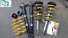 KW Gewindefahrwerk V1 Inox-line Golf 5 DTU006 1001007 VW Golf 2.0 TDI Blmo DPF