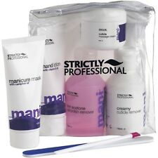 Strictly Professional Polish Remover Buffer Cream File Manicure Care Kit SPB0903