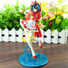 New 23CM Hatsune Miku Red Riding Hood PVC Action Anime Figure Toy No Box